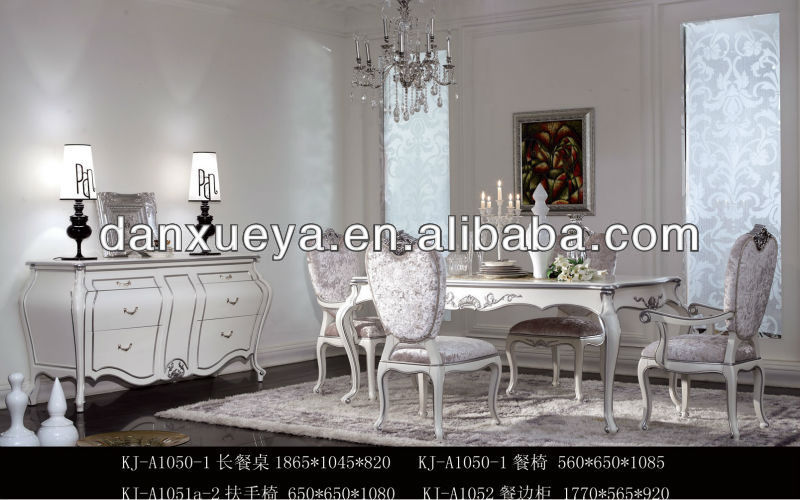 awesome salle a manger baroque photos awesome interior home satellite. Black Bedroom Furniture Sets. Home Design Ideas