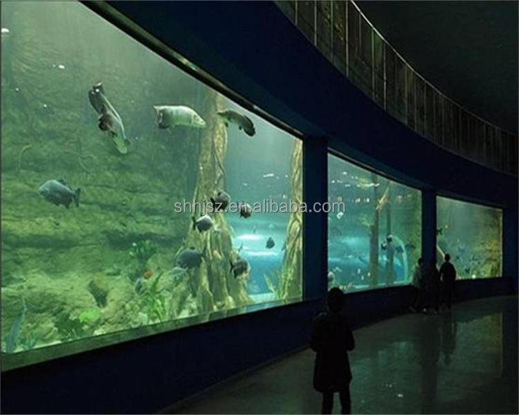 Shanghai Haijing Customized Transparent Acrylic Sheets For Aquarium
