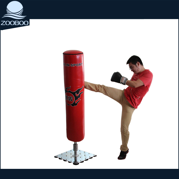 Factory cheap fitness kickboxing punching bag wholesale