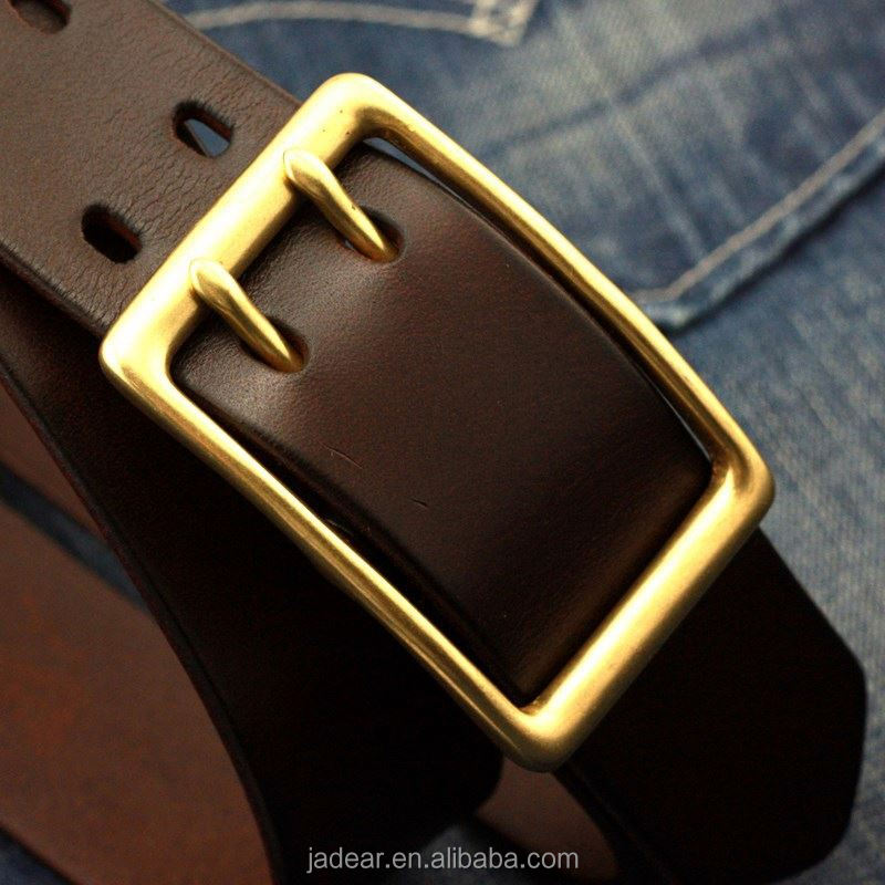 Jadear OEM Factory New genuine leather women's dress belt basic colors
