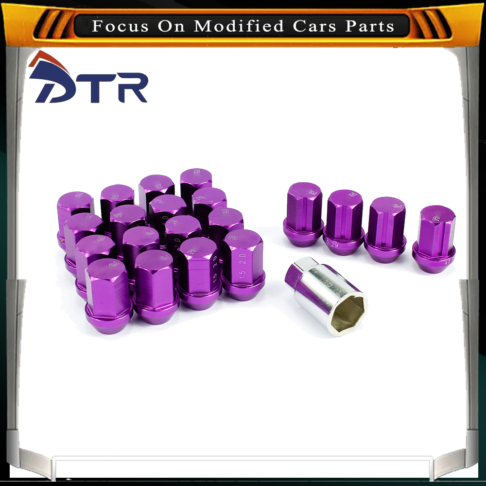 12X1.5 or 12X1.25,12X1.5/1.25 lug nuts blox