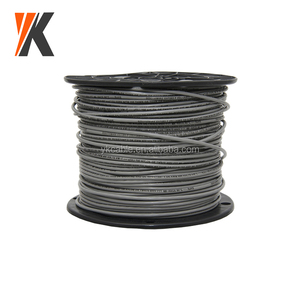 Decorative single core TW/THW price list of wire electrical house wiring