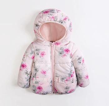 97494381899c Children  39 s Warm Coats Children Fur Coats Kids Padded Coat Girls ...