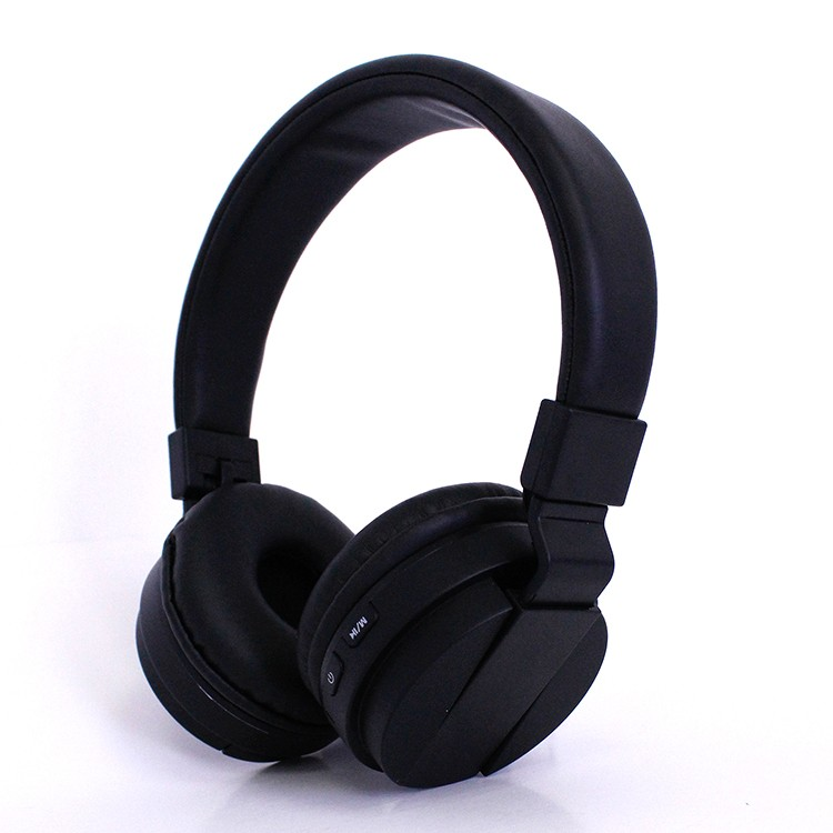 Bluetooth Stereo Wireless headphones Built-in Mic detachable cable FM Radio BT3.0 headphones