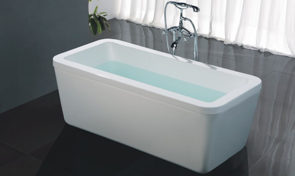 hs b515 small square bathtub small size squar bath tub
