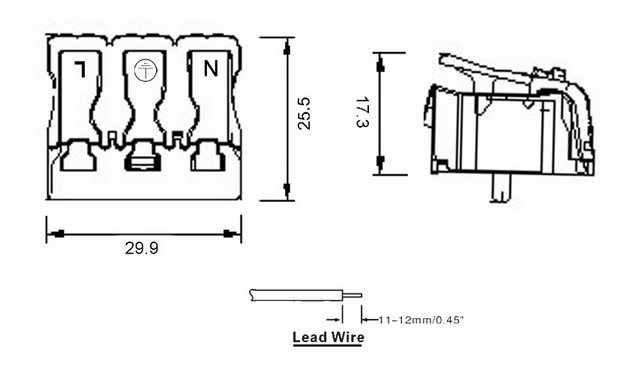 3 way quick disconnect wire connectors types