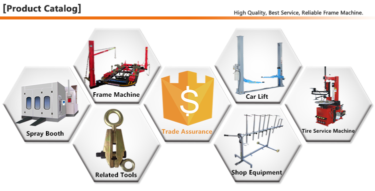 celette frame machine for sale