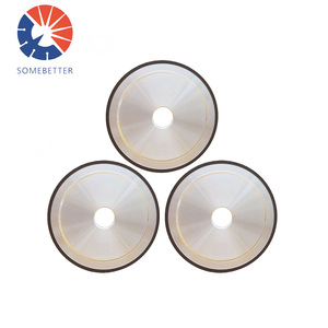 Factory Supply Metal Bond Standard High Efficiency Great Surface Production Line Resin For Glass Soft Diamond Grinding Wheel