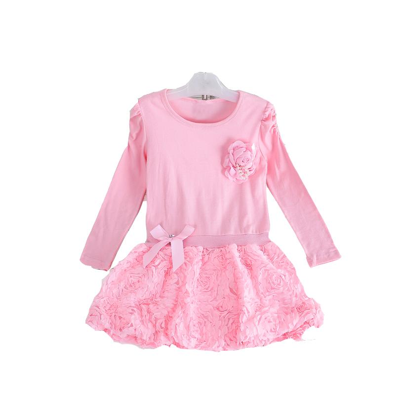 Venta al por mayor patrones para vestidos de niña gratis-Compre ...
