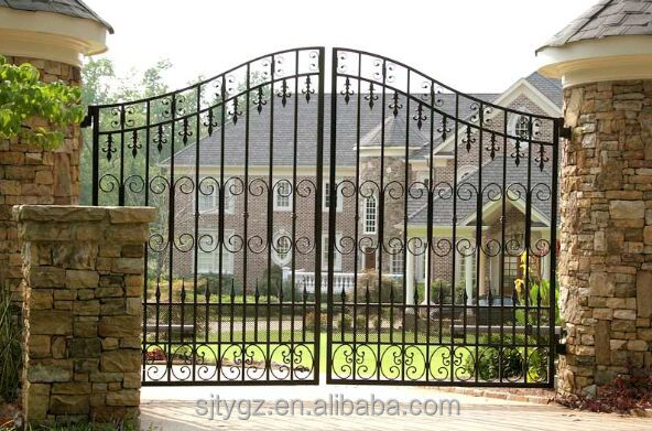 Terrific American Iron Pipe House Gate Design Made In China Buy Standard Size Of Main Gate Iron Grill Door Designs House Gate Designs Product On Alibaba Com Beutiful Home Inspiration Truamahrainfo