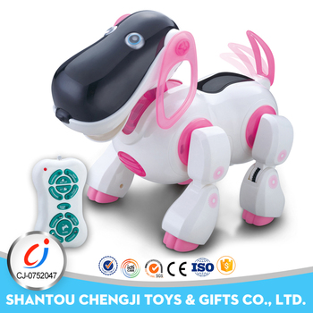 2017 New Educational Remote Control Talking Dog Toys For Kids Buy