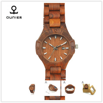 7d939bcedcf1 Мужские часы роскошные деревянные fastrack мужские часы деревянные часы  части