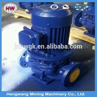 Building fire water vertical multistage booster centrifugal pump manufacturers/Horizontal Single Stage Centrifugal Pump