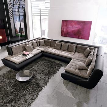 Lounge Suite Modern U Shaped Sectional Sofa Photos Sofa Set Price
