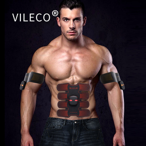 Hot-selling EMS Muscle fitness abs abdominal weight loss belt Trainer For Arm/Leg Massager