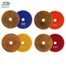 "4"" inch Wet/Dry Diamond Polishing Metal Bond Pads"