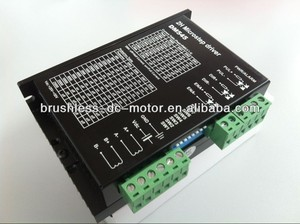 stepper motor and driver M545 1A-4.5A ,power step stepper motor driver