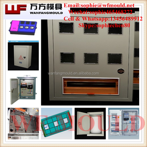 Taizhou electric distribution box mould/OEM Custom fiberglass electric distribution box mold making