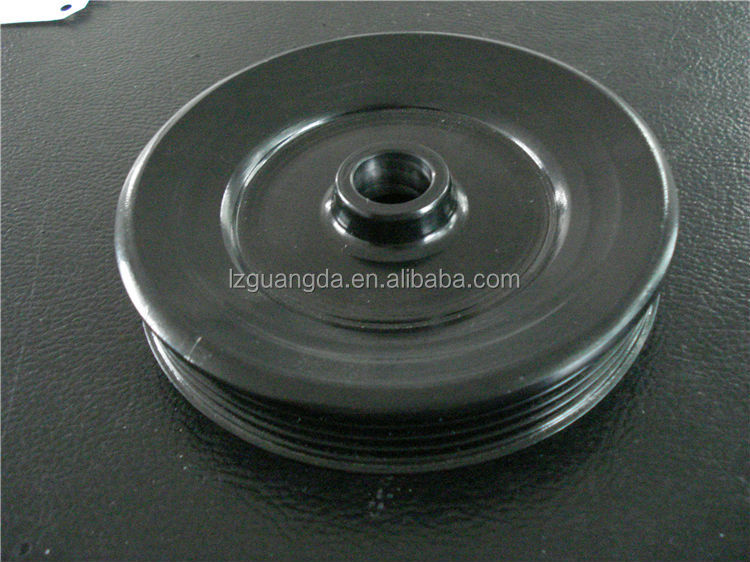 Custom Sheet Metal Stamped Pulley For Toyota Corolla Buy