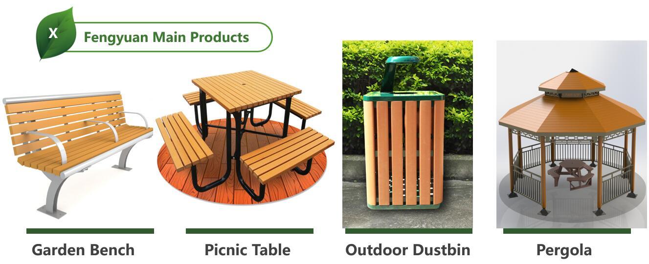 Shenzhen Fengyuan Outdoor Furniture Co., Ltd.   Outdoor Furniture, Garden  Bench