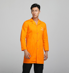 Lab coat doctor's coat hospital uniform manufacture Healthcare supplies uniforms medical clothing hospital