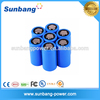 Factory single cell lifepo4 26650 rechargeable battery 3.2v 3000mah