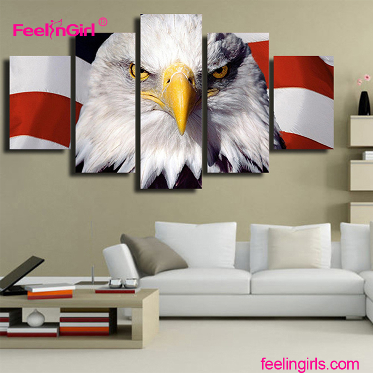 Promotion Oem Service Home Goods Wall Art Canvas Decorative Painting