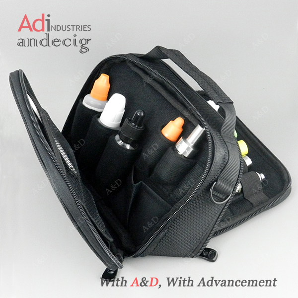 Nice Carrying Ud Vape Bag Double Deck Vapor Pocket Accessories Product On Alibaba