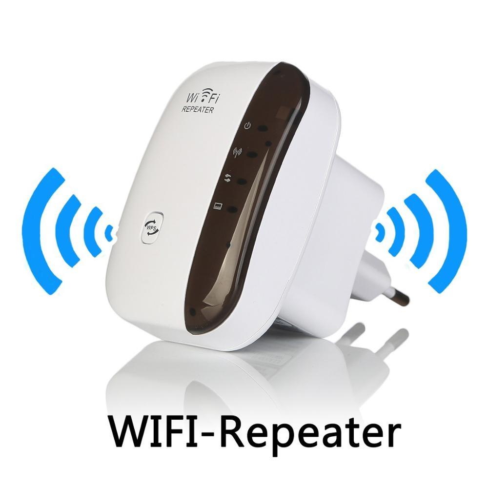 wifi repeater,2 Pieces, White /black