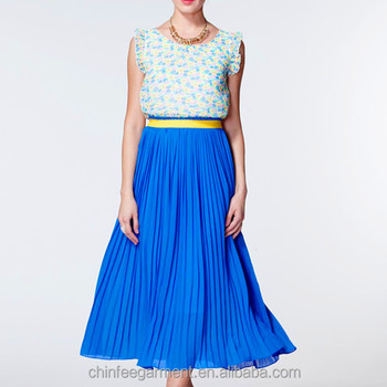 new designer woman color combination for blue dress buy color