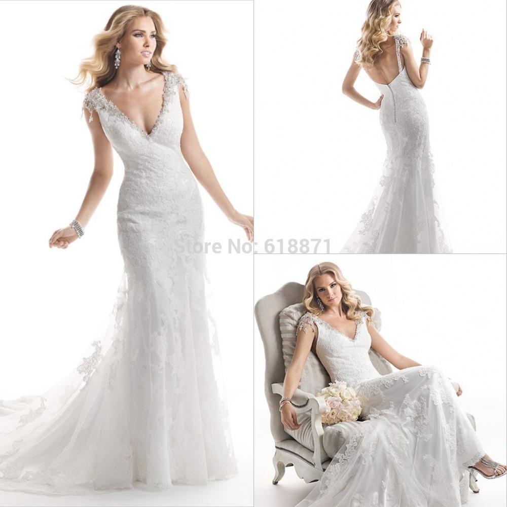 Cheap No Sleeve Wedding Dresses, find No Sleeve Wedding Dresses ...