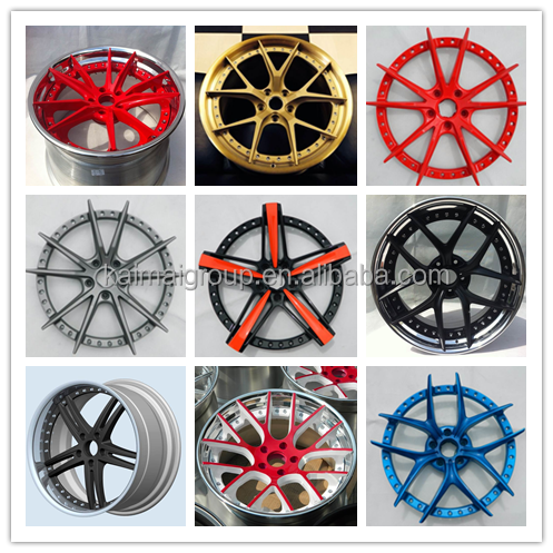 Complete Sizes Aluminum Car Mag Wheel Rim