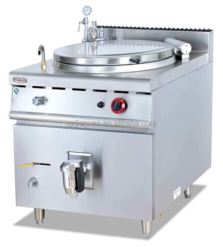 restaurant kitchen equipment gas soup boiler manufacturer