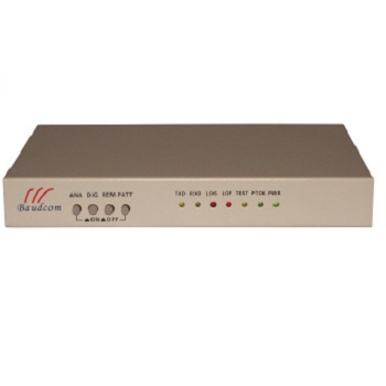 High quality dual fiber or WDM V35 interface fiber modem