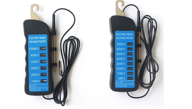 From China electric farm fence voltage 1KV-10KV detector indicator tester