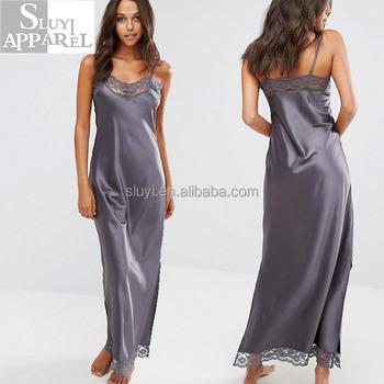 Tall Satin Dress