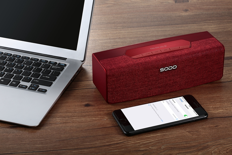 SODO L2 wireless portable Bluetooth speaker for mobile phone use good bass
