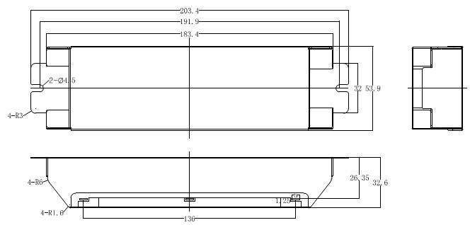 constant voltage dali led driver w v eupd hv led dali constant voltage dali led driver 75w 12v eup75d 1h12v 0 led wiring diagram