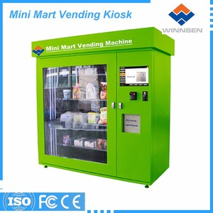 Custom vending machine shoes /snack/drink bottles selling equipment