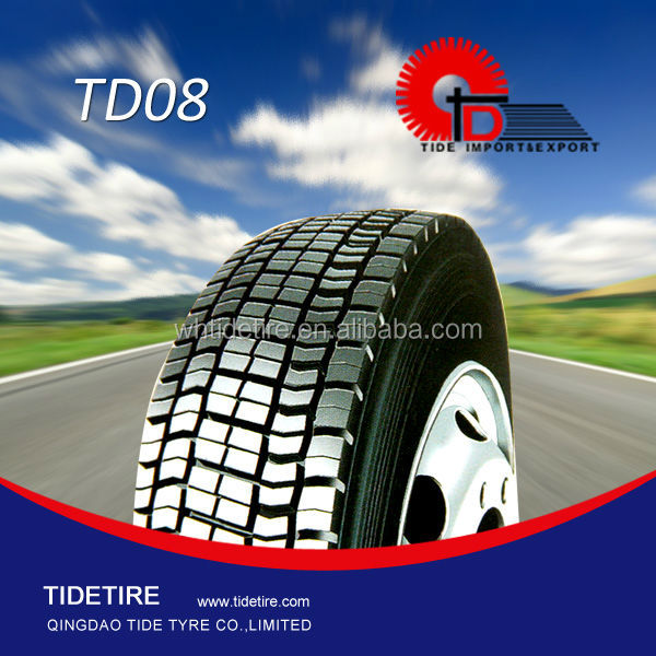 China excellent manufacturer high traction radial tires