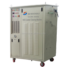 HHO Gas Generator For Vehicle Diesel Gasoline Engine Carbon Cleaning Equipment