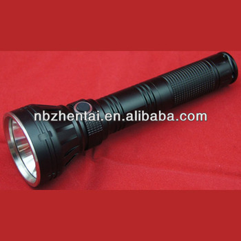 1300lumens Cree Xml-t6 High Power Alu Flashlight/zt-js7003