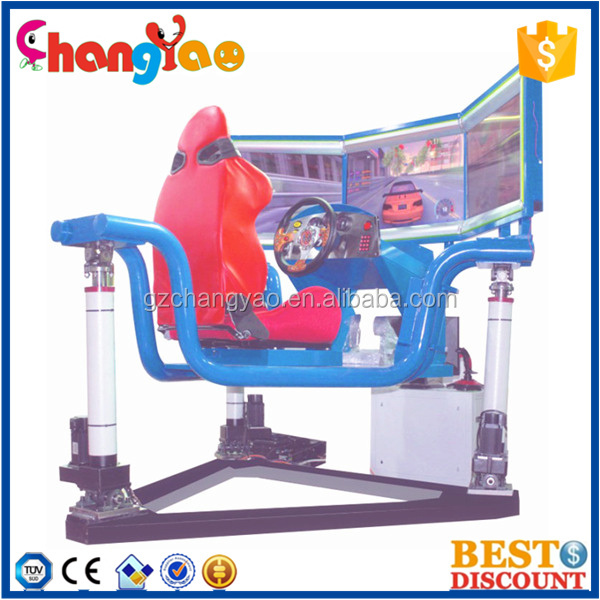 2015 Newest Q5 Intelligent Simulator New Racing Car Game Machine