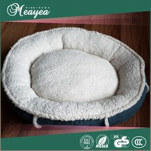 against pets (dogs and cats) chewing heated pet bed, 2015 new design comfortable purple pet bed for dog,eco-friendly pet bed