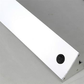 Mensole In Vetro Con Led.600 900 1200mm Moderna Led Illuminato Vetro Shelf Floating Mensola A Muro Mensola Con Autista Buy Led Mensola Mobile Led Illuminato Mensola Di