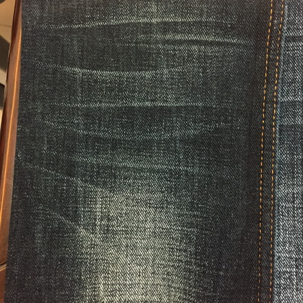 2017 fashion men jeans of 12oz poly jeans fabrics