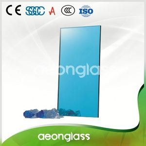 my text6 mm 10mm ford blue reflective tempered glass price