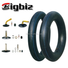 20*2.125 natural rubber AV valve bicycle tube for bike tire