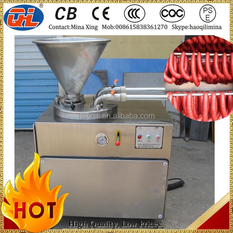 sausage linker machine