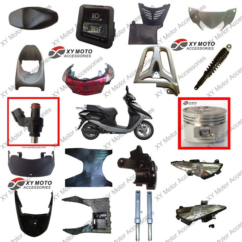 Made In China Wholesale Scooter Parts & Accessories For Honda 50cc~150cc -  Buy Scooter Parts & Accessories,Wholesale Scooter Parts,China Wholesale